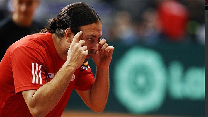 """Una radiografía al espectacular rol de Massú en triunfo de Chile en Salzburgo: """"Fue el motor del equipo... Es el Bielsa del tenis"""""""