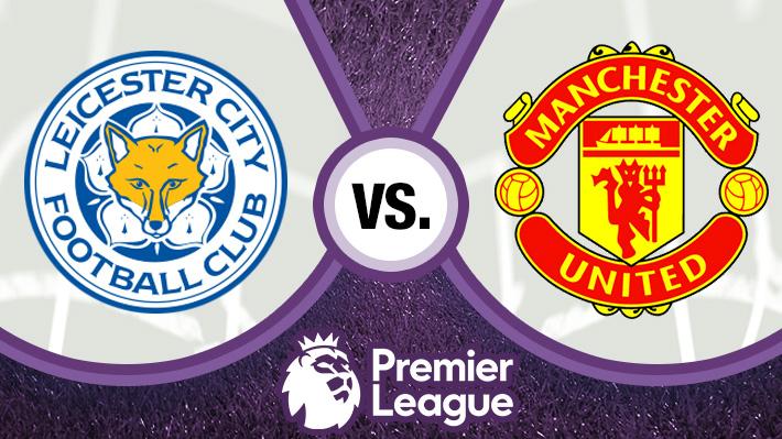 Repasa el triunfo por la mínima del Manchester United sobre el Leicester en la Premier League