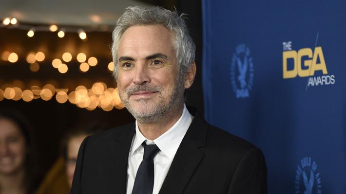 """Alfonso Cuarón se impone en los premios del Sindicato de Directores con """"Roma"""""""