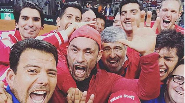 """Entre """"tallas"""", concentración y tácticas: Cómo se vivió la intimidad del equipo chileno en Austria"""