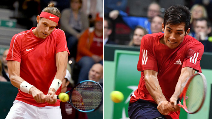Los próximos desafíos de Jarry y Garin en el circuito ATP tras su notable triunfo en la Copa Davis