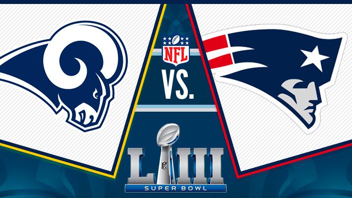Mira cómo fue la gran victoria de Los Patrios sobre los Rams en el Super Bowl LIII