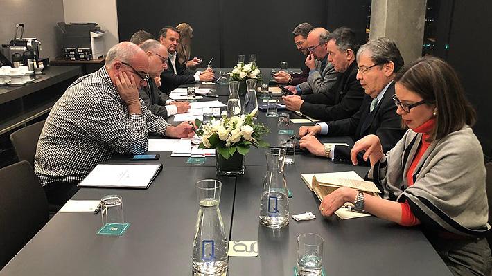 Canciller aborda escenario actual de Venezuela con sus pares sudamericanos de cara a cumbre del Grupo de Lima