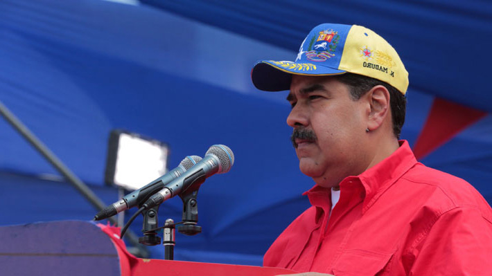 Maduro recurre al Papa Francisco para resolver crisis política de Venezuela