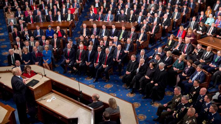 Discurso del Estado de la Unión 2019: Trump entrega su balance anual ante un público marcado por mujeres
