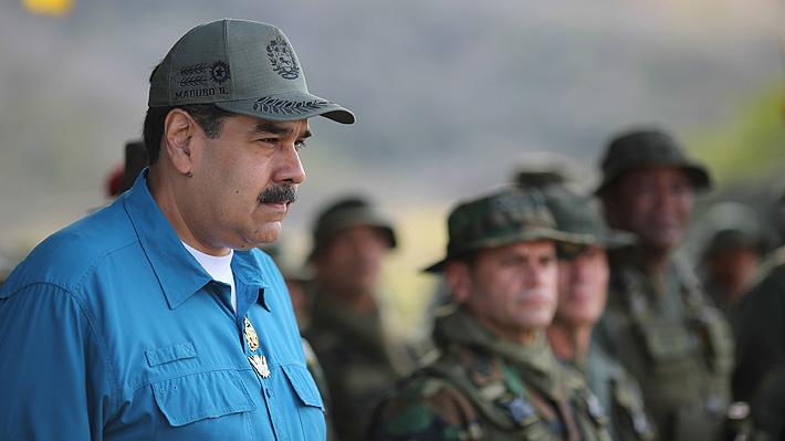 """Gobierno de Maduro dice que """"revisará"""" sus relaciones con los países que reconocieron a Guaidó"""