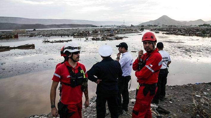 Gobierno descarta declarar zona de catástrofe en el norte pese a presión de diputados opositores