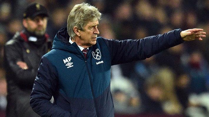 West Ham de Pellegrini jugó un gran partido y logró un valioso empate ante el líder Liverpool