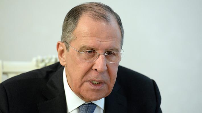 """Canciller ruso: Es """"escandaloso"""" que varios países reconozcan a Guaidó como Presidente encargado de Venezuela"""