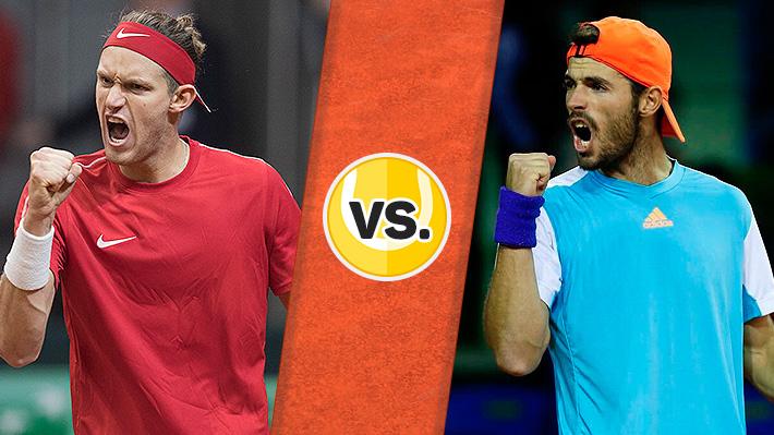 Mira cómo fue la sorpresiva derrota de Jarry ante Londero en el ATP de Córdoba