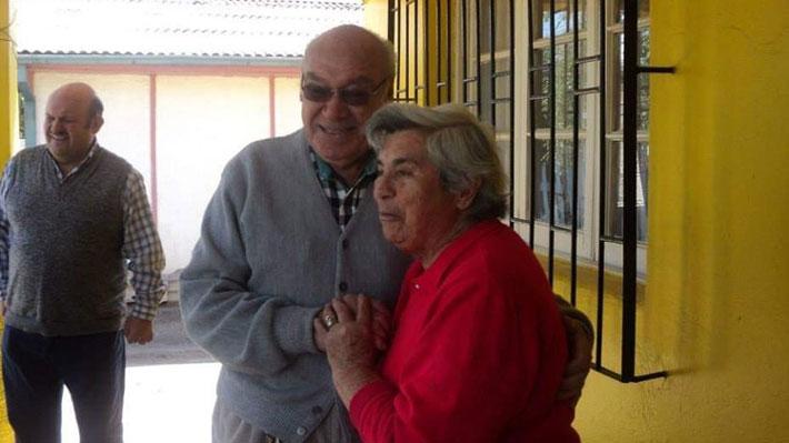 José y Blanca, la pareja de adultos mayores que falleció en El Bosque y cuyo caso es el segundo en un año