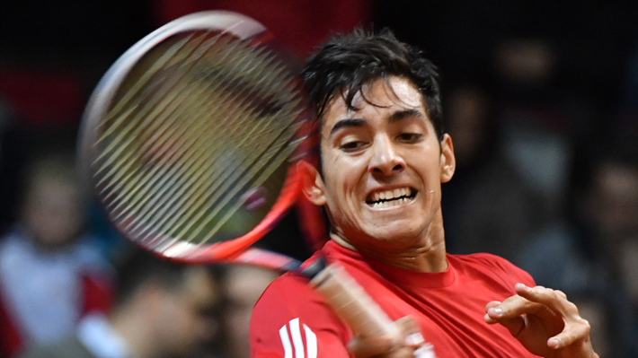 "Pese a llegar a Argentina, finalmente Christian Garin se baja del ATP de Córdoba acusando ""fatiga"""