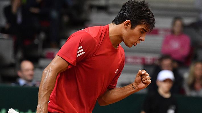La odisea que vivió Christian Garin para llegar a Córdoba luego de su triunfo en Austria por Copa Davis