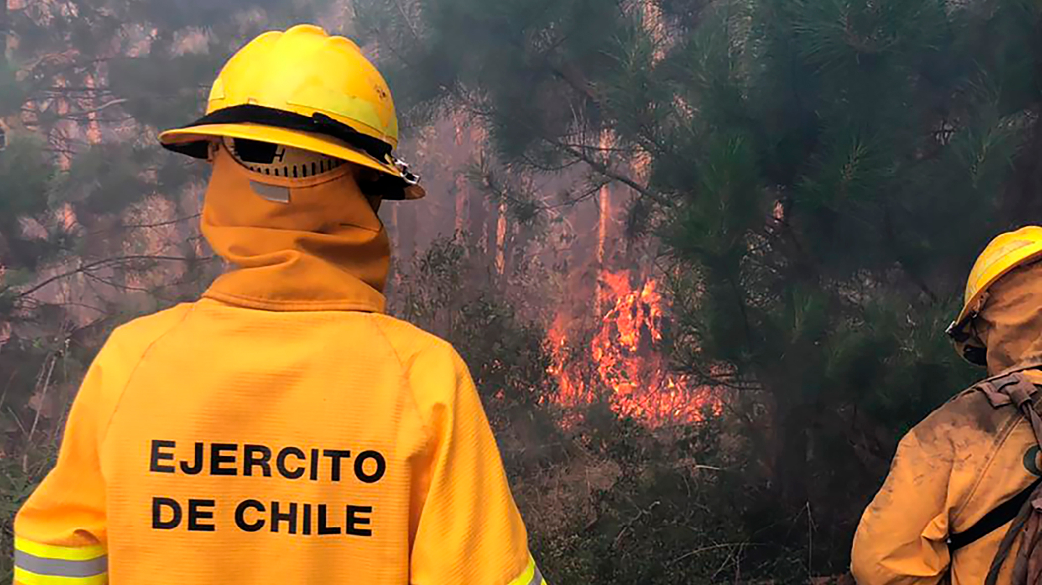 """General a cargo de La Araucanía recalca que misión es """"asegurar el orden público"""" para """"solucionar emergencia"""""""
