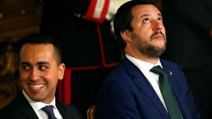 Guaidó envía cartas a los vicepresidentes de Italia para pedir su apoyo ante crisis venezolana