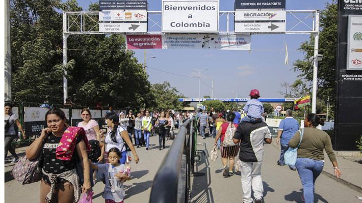 Cúcuta, la ciudad colombiana que se torna clave en el conflicto entre Maduro y la comunidad internacional