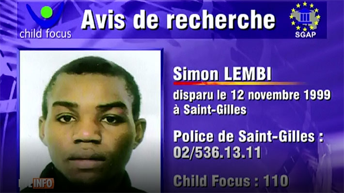 Encuentran vivo a adolescente que había desaparecido hace 20 años en Bélgica