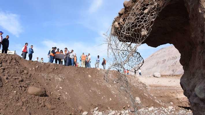 MOP espera habilitar puente mecano que permita retomar conectividad con Arica para el próximo martes
