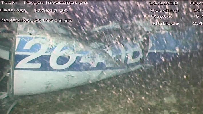Recuperan cuerpo hallado en los restos del avión en que viajaba Emiliano Sala