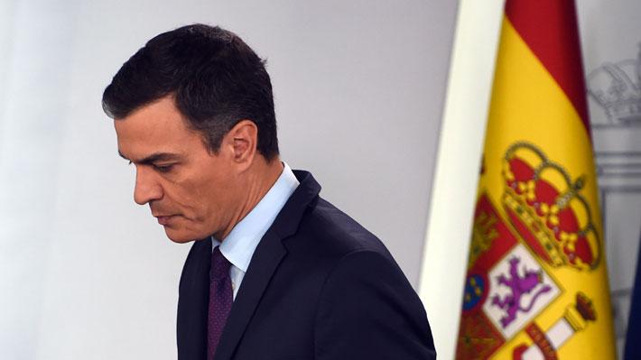 Sánchez desata una tormenta política en España tras ceder ante peticiones de independentistas de Cataluña