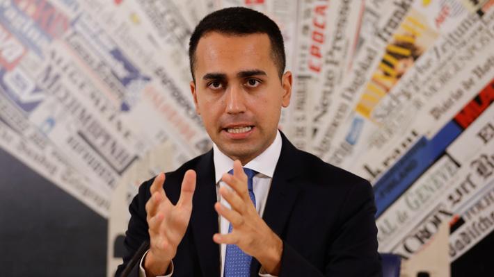 """Francia llama a consultas a embajador en Italia tras reunión de viceprimer ministro con """"chalecos amarillos"""""""