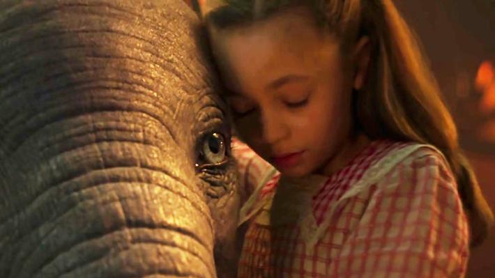 """Disney lanza el último tráiler oficial de """"Dumbo"""" antes del estreno de la película en acción real en marzo"""