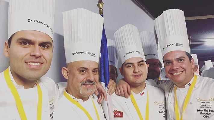 Chefs nacionales presentaron las costumbres y sabores chilenos dentro de uno de los torneos más importantes de gastronomía