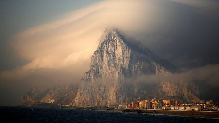 """Reino Unido denuncia """"violación"""" de su soberanía tras presencia de patrullero español en aguas de Gibraltar"""