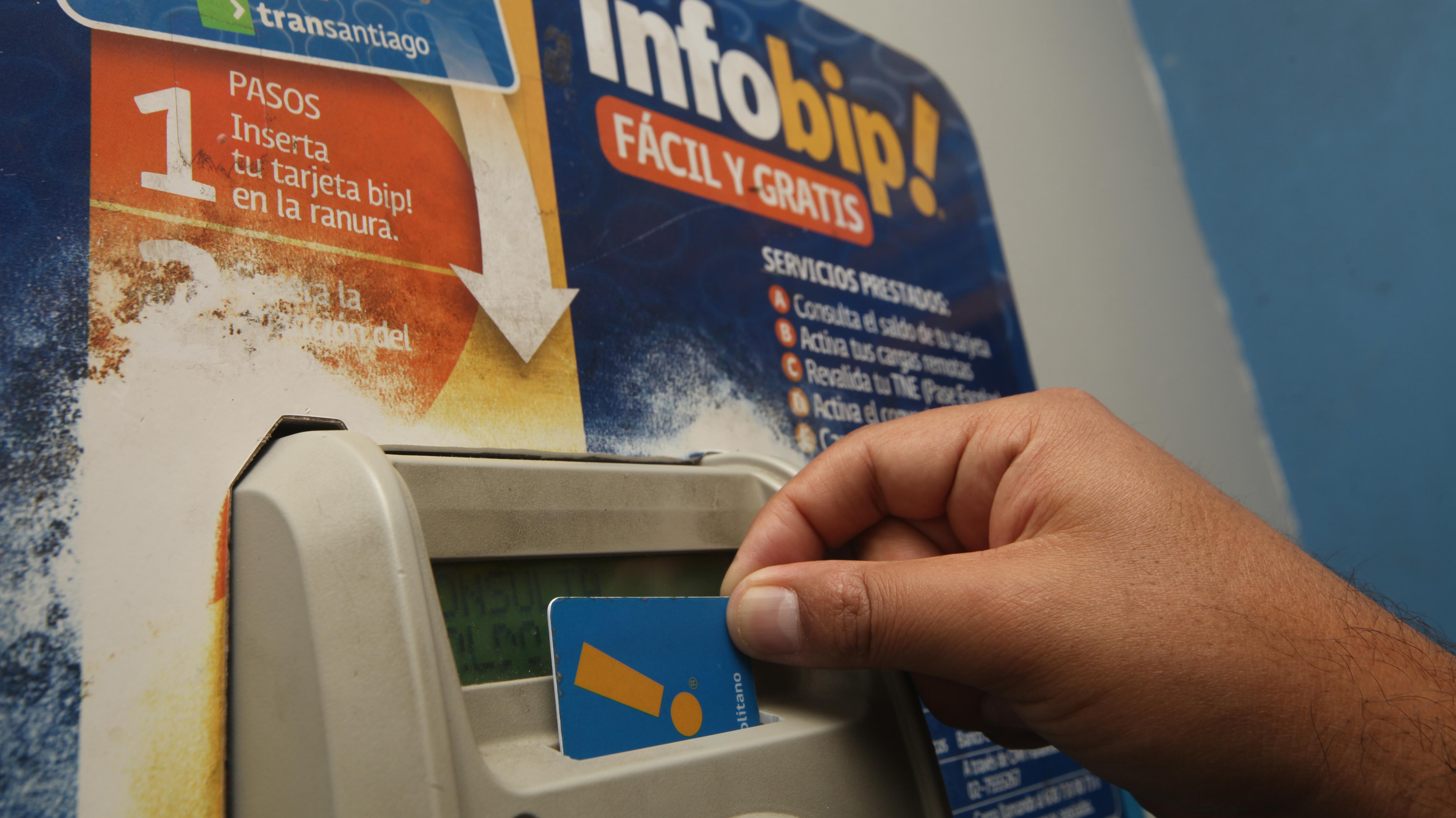 Modernización de Bip!: Se podrá pagar con tarjeta de crédito y se podrá validar al interior de los buses