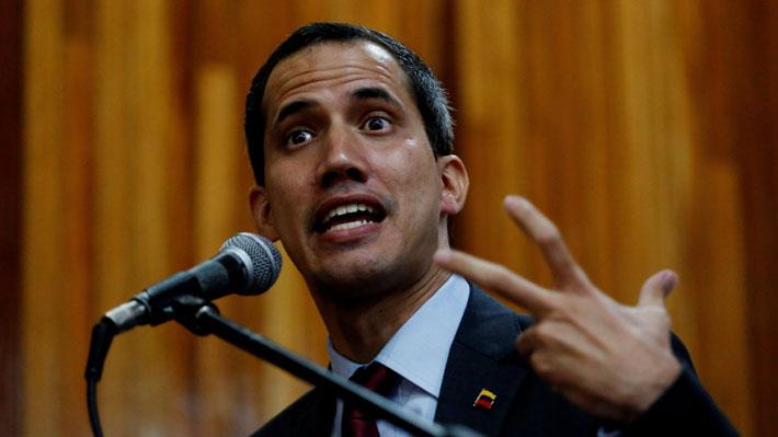 """Guaidó se reúne con embajadores europeos que le """"reiteraron su apoyo"""" para convocar a elecciones"""