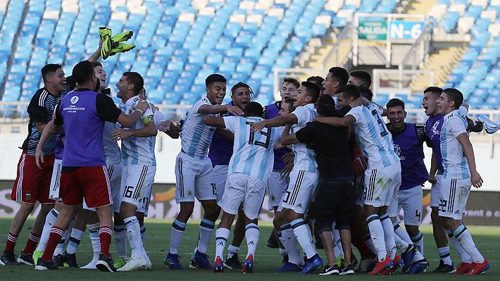 Argentina ya clasificó al Mundial: La tabla y los resultados de la 4ª fecha del hexagonal en el Sudamericano Sub 20