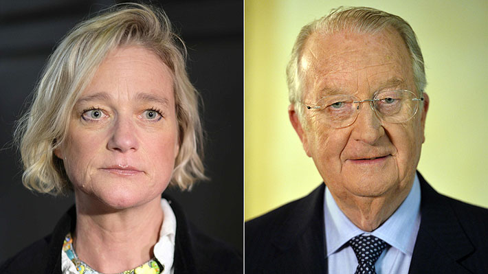 Rey emérito de Bélgica podría ser multado por negarse a realizar prueba de ADN en juicio de paternidad