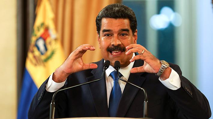 """Maduro no permitirá el """"show"""" de la ayuda humanitaria: """"No somos mendigos de nadie"""""""