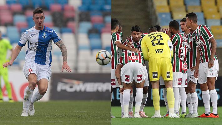 Fluminense-Antofagasta en la Sudamericana fue aplazado por la tragedia y el club brasileño destaca el gesto del equipo chileno