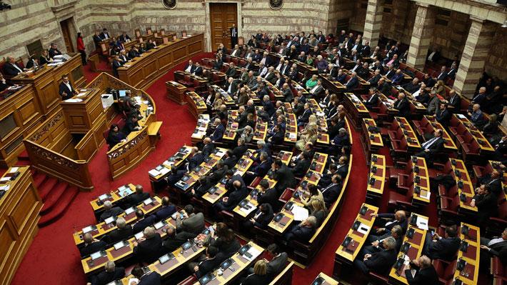 Parlamento griego ratifica protocolo de la OTAN para el ingreso de Macedonia del Norte al grupo