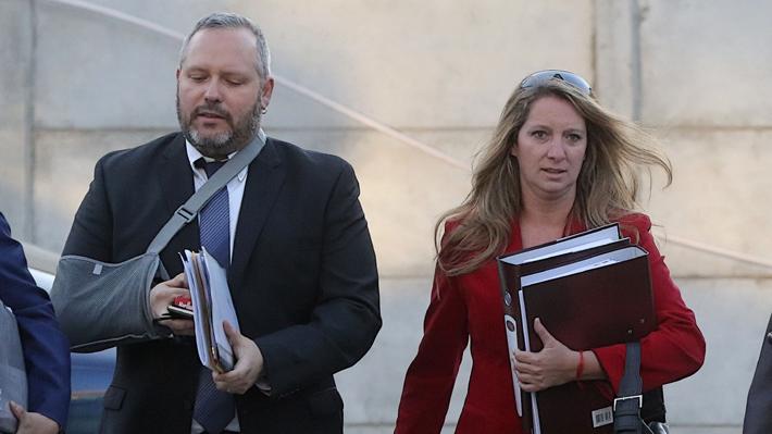 Ministerio Público pide cuatro años de cárcel para Compagnon y Dávalos por el delito de estafa