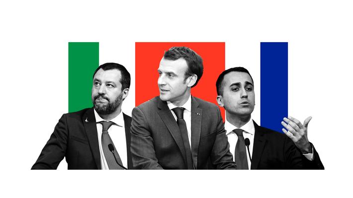 Entre el amor y el odio: La relación entre Italia y Francia hasta su disputa más grave desde la II Guerra Mundial