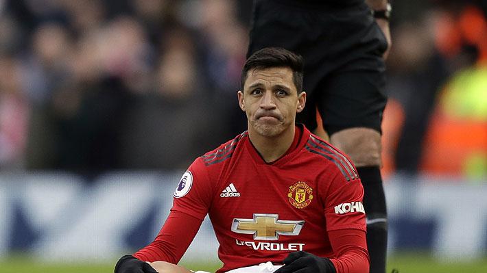 Video: La clara ocasión que Alexis Sánchez desperdició en la goleada del United por la Premier