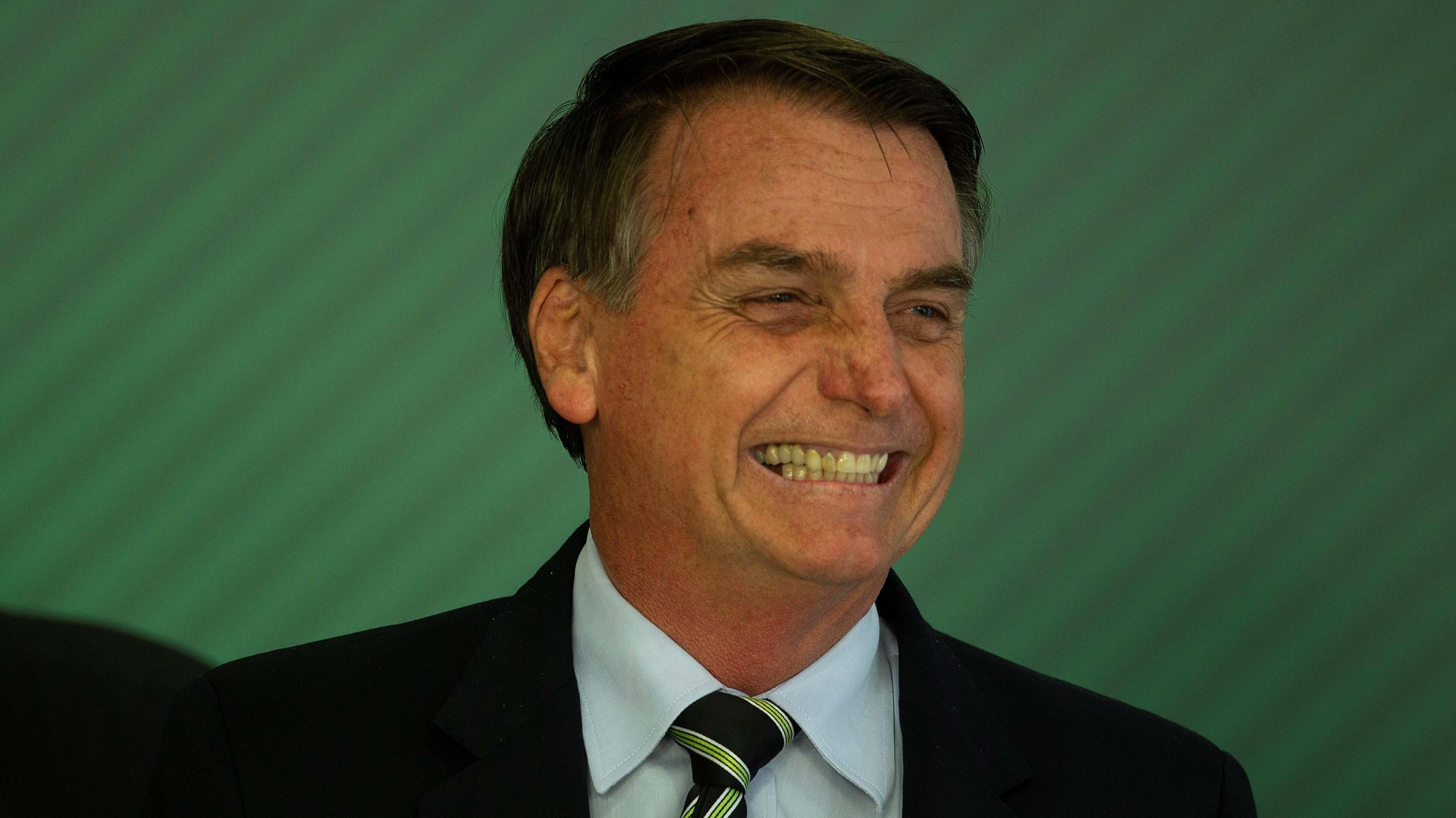 Jair Bolsonaro presenta importante mejora tras operación: volvió a comer