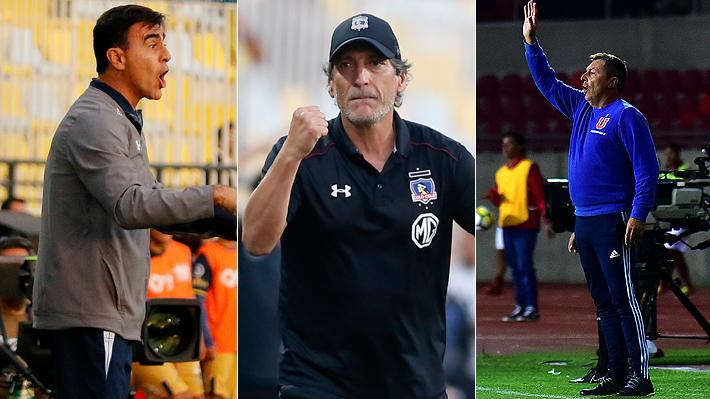 Los equipos que pararían la UC, U y Colo Colo de cara a sus estrenos en el Campeonato Nacional 2019