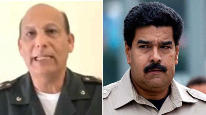 Coronel activo del Ejército de Venezuela se suma a desconocimiento a Maduro y llama a apoyar a Guaidó