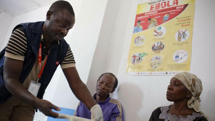 Más de 500 personas han fallecido por la epidemia de ébola en El Congo