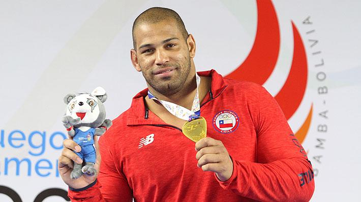 Yasmani Acosta se quedó con la medalla de bronce en el Grand Prix de lucha en Zagreb