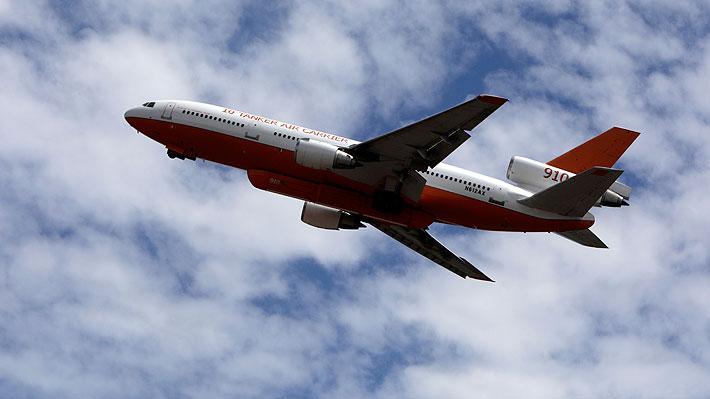 """Problemas con el """"Ten Tanker"""": Gobierno explica por qué prefiere arrendar aviones en el extranjero en vez de tener uno propio"""