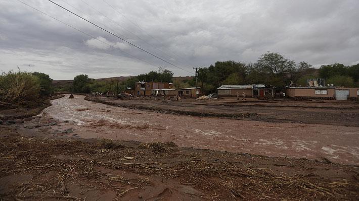Jefe de zona de catástrofe de El Loa: 2.143 viviendas están con daño menor en Calama