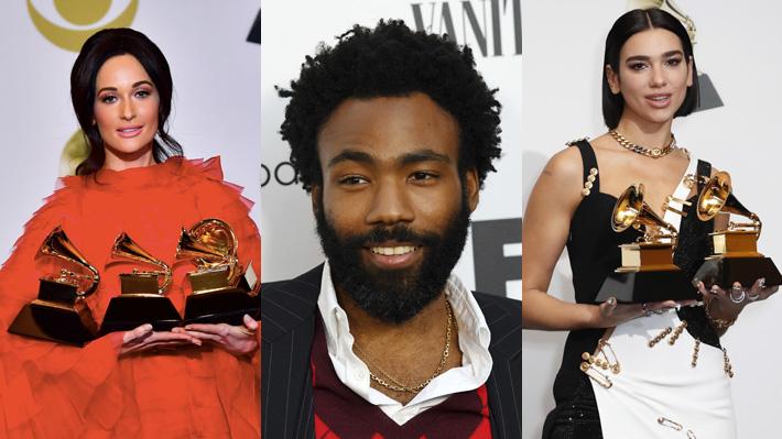 Grammy 2019: Conoce quiénes fueron los grandes ganadores y los perdedores de la noche más importante de la música