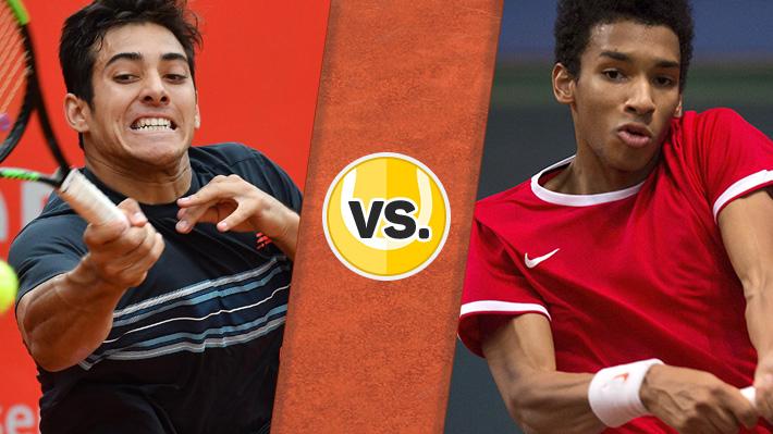 Reviva la gran victoria de Garin en su debut en el ATP de Buenos Aires