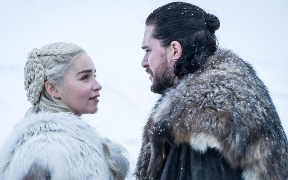 """Galería: Las fotos más recientes de la última temporada de """"Game of Thrones"""" a dos meses de su estreno"""