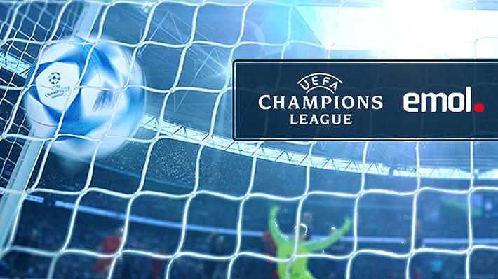 Gol a gol de los octavos de la Champions: La Roma está igualando con el Porto