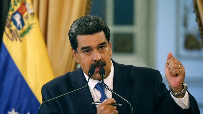 Maduro envía carta a la OPEP pidiendo apoyo y solidaridad por la crisis en Venezuela